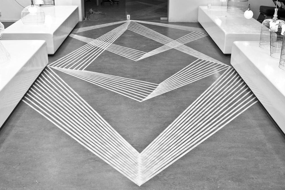 Philine van den Hul Floorsculptures