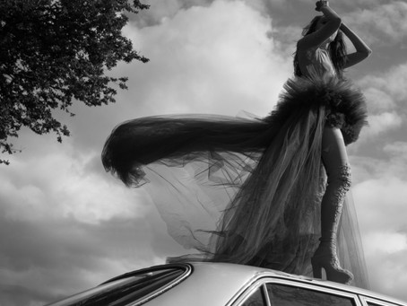 Fashion Styling: Editorial Shoot with Designs by Eef Hietbrink part 2