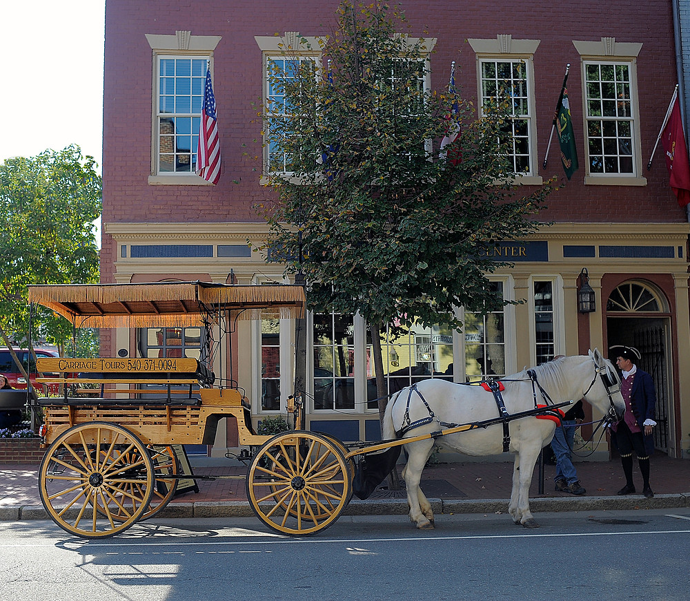 Go explore Fredericksburg, Virginia with Traipse!