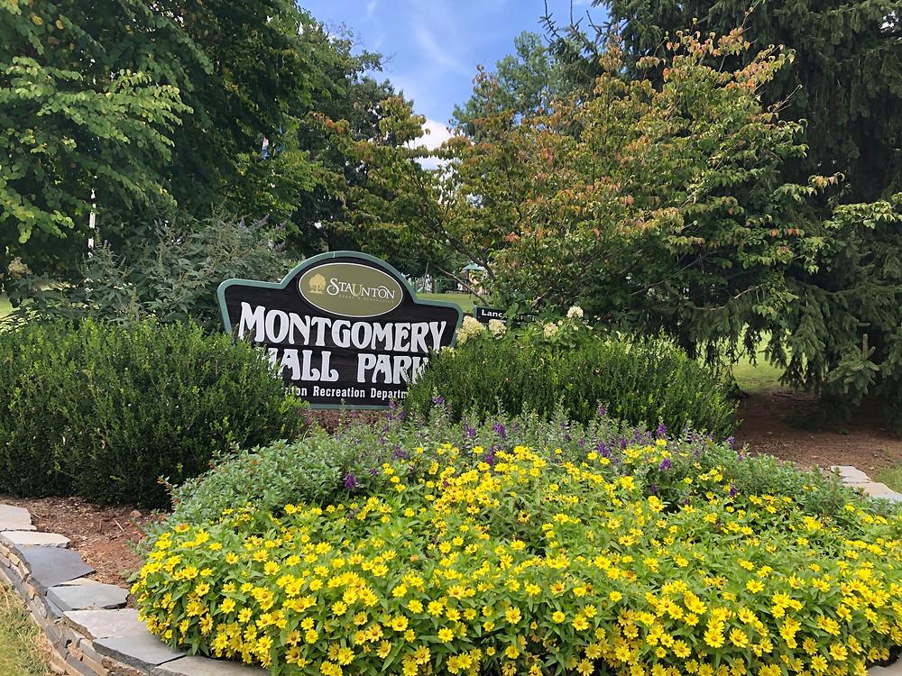 Montgomery Hall Park, Staunton, VA