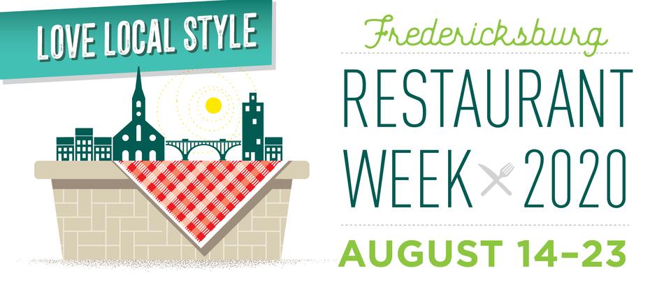 Restaurant Week in Fredericksburg, VA!