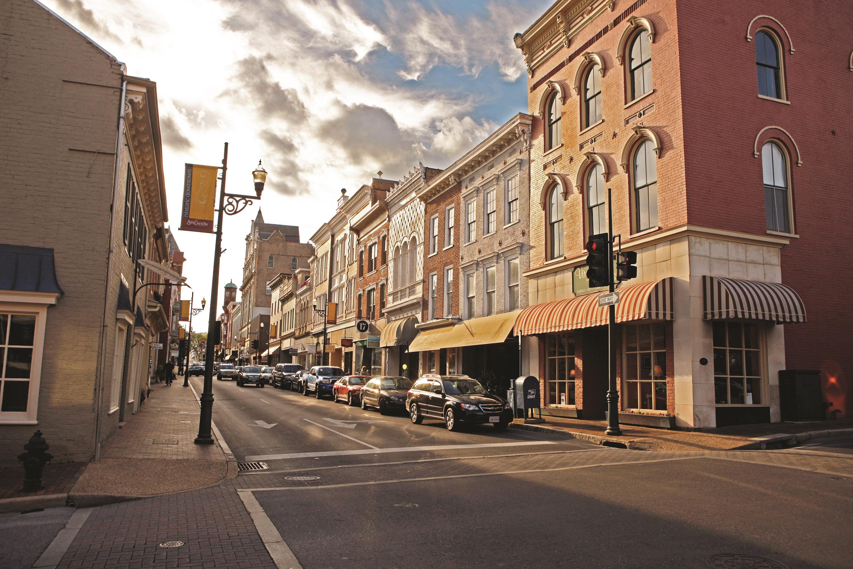 Locality: Staunton, VA