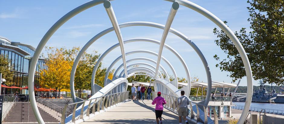 Explore the Capitol Riverfront!