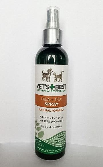 Flea and Tick Spray Non-Toxic