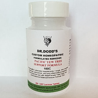Pacific Yew Tree Support Formula - 100C