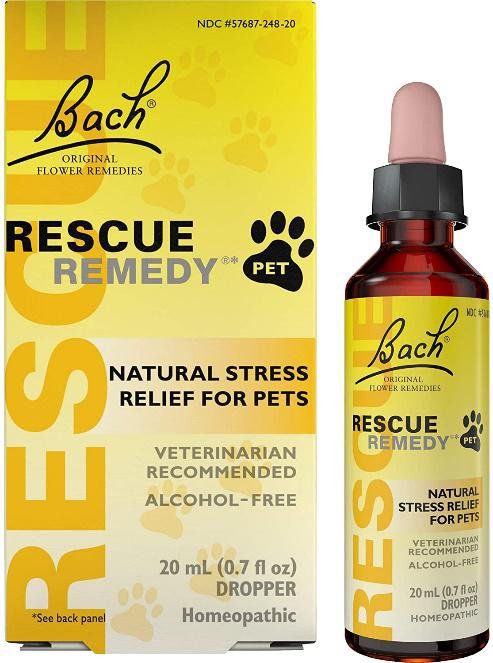 Bach Rescue Remedy Flower Extract - Economy Size 20ml