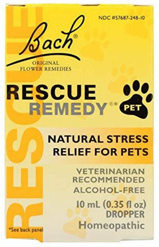 Bach Rescue Remedy Flower Extract - 10ml