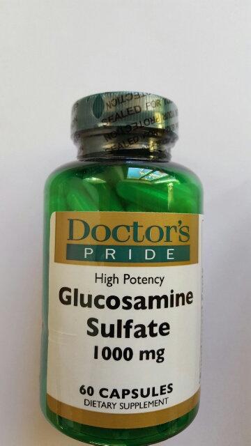 Glucosamine Sulfate - 1000mg