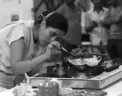 Food Stylist Bijal Jobanputra