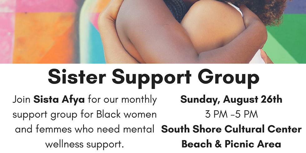 Sister Support Group - Summer Celebration