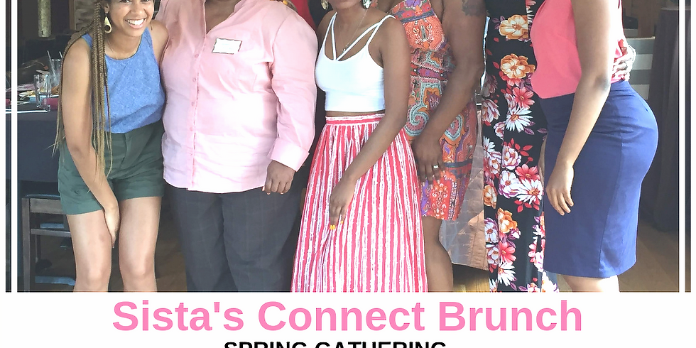 Sista's Connect Brunch - Spring Gathering