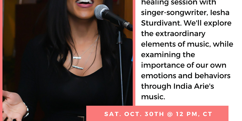 Musical Healing: Strength, Courage, and Wisdom