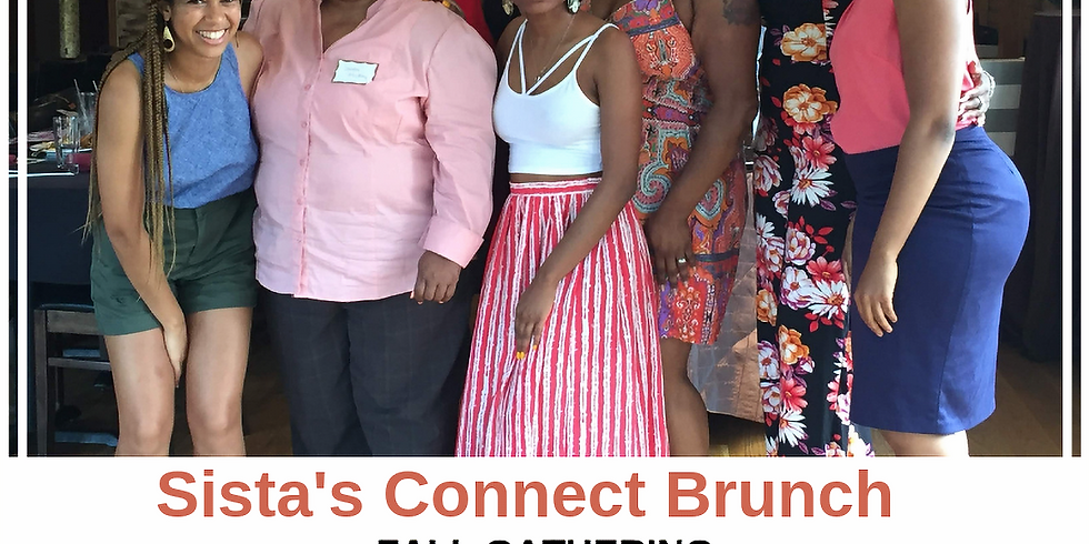 Sista's Connect Brunch - Fall Gathering