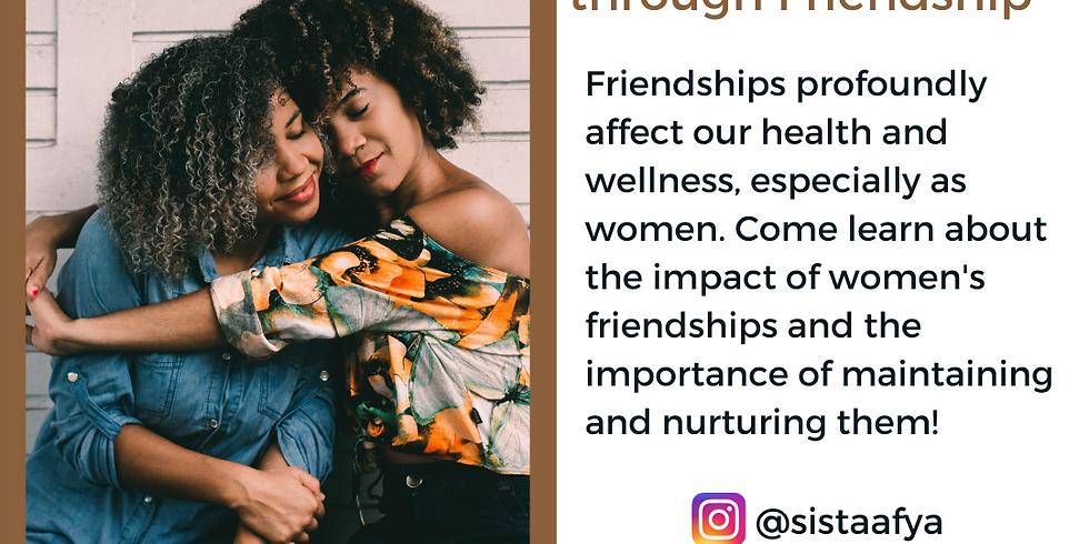 Building Sisterhood through Friendship