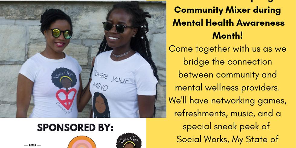 Mental Wellness Community Mixer