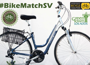 Donate: A Bike, Your Time, $$.