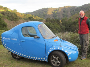 How Far Can You Go in Your Electric Car?
