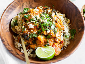 Reduce Your Carbon Footprint with these Earth-friendly, Plant-based Fall Recipes