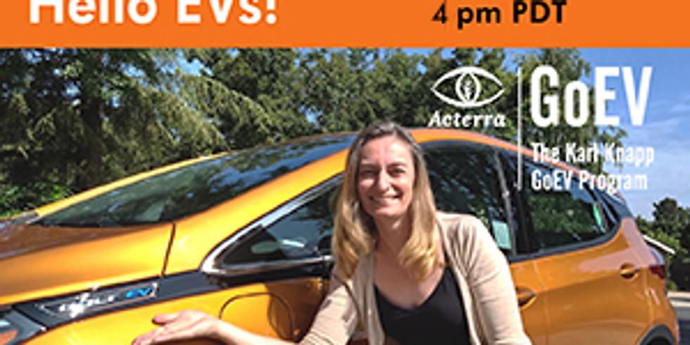 Goodbye Gas: Hello EVs!