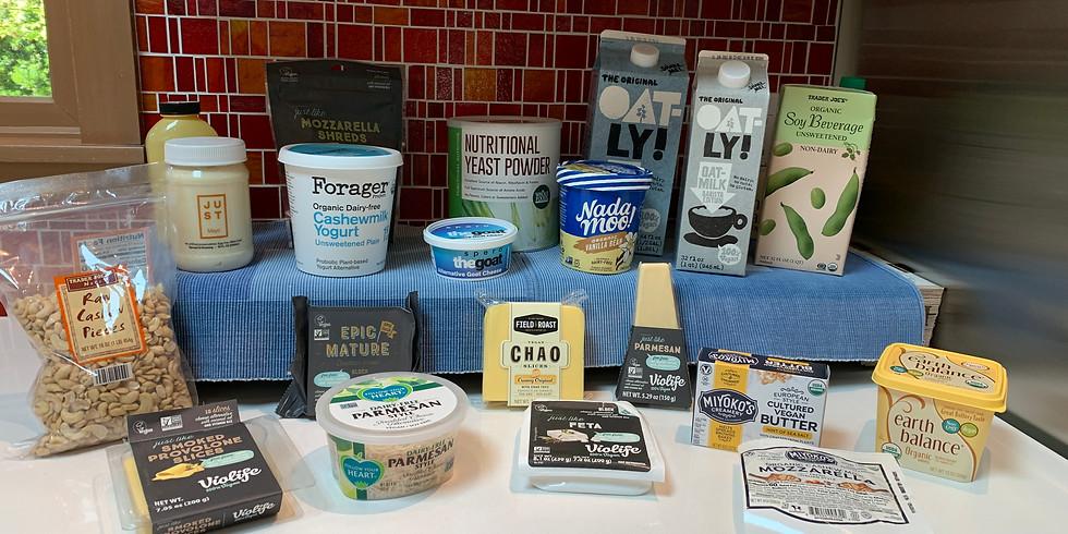 Dairy Alternatives Tasting Workshop