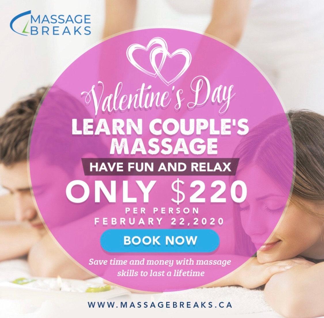 Learn Couple's Massage