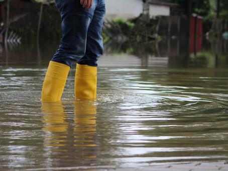 Cuidados e prevenção de doenças infecciosas no período de enchentes