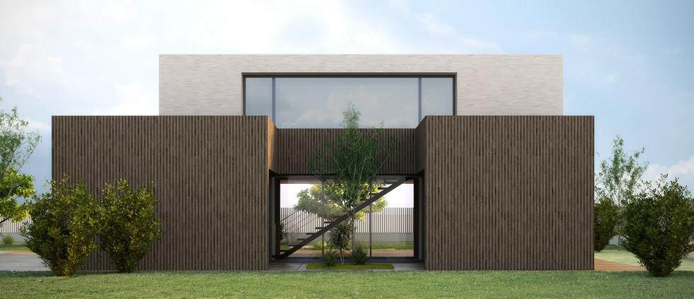 PATIO HOUSE B