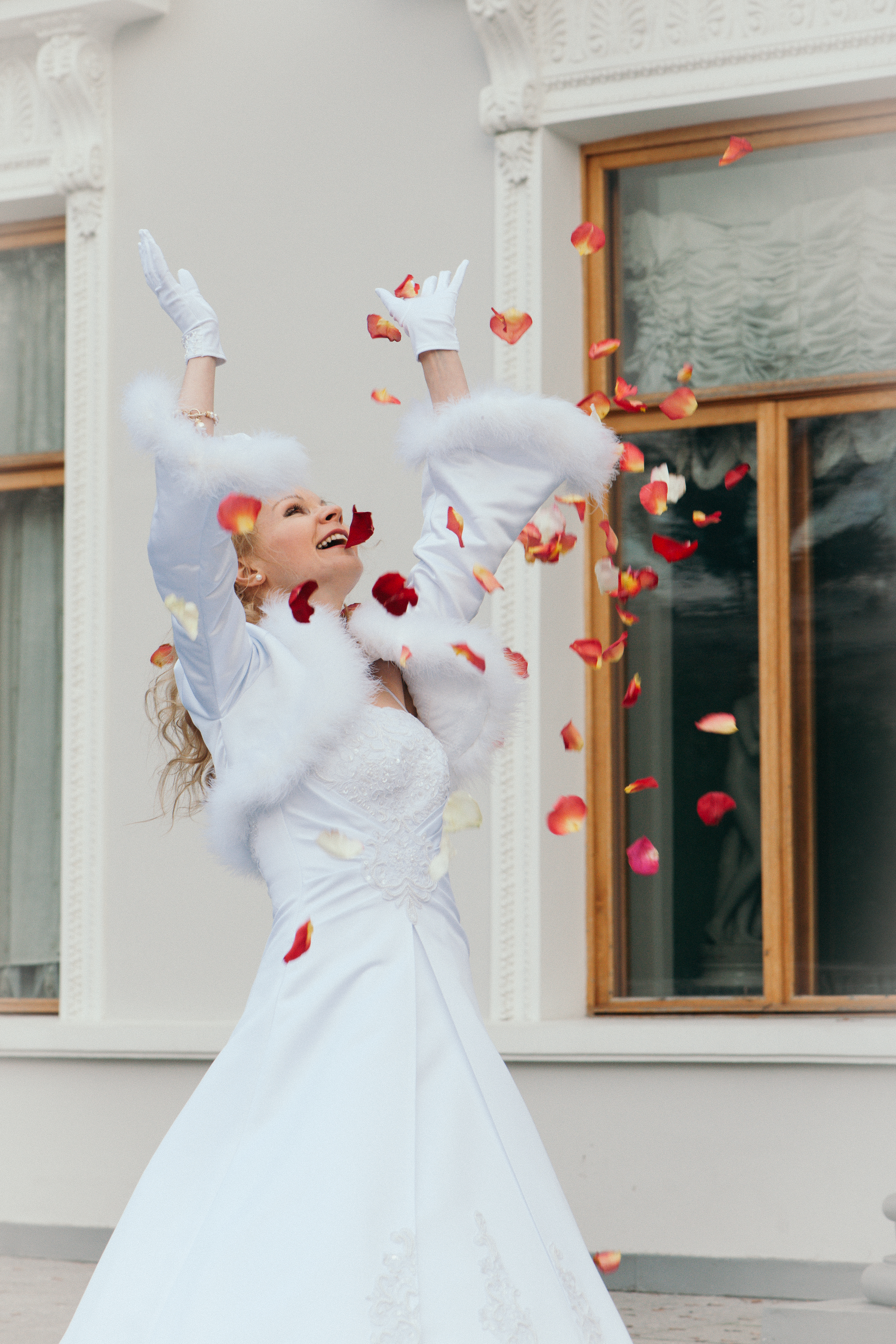 Die schöne Braut Irina