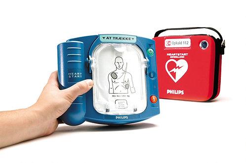 Philips HeartStart HS1 Hjertestarter