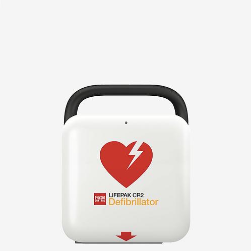 Physio-Control Lifepak CR2 hjertestarter med WIFI