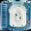 Thumbnail: Philips HeartStart HS1 Hjertestarter