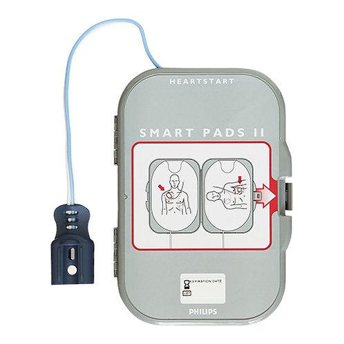 Philips Hearstart FRX SMART Pads II 1 par