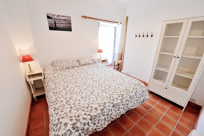 chambre un lit double