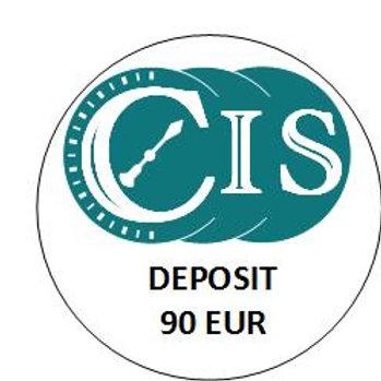 DEPOSIT 90 EUR