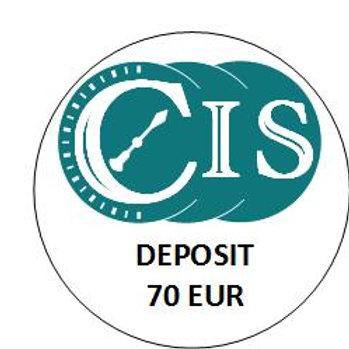 DEPOSIT 70 EUR