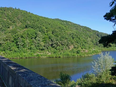 Barrage de l'Échapre