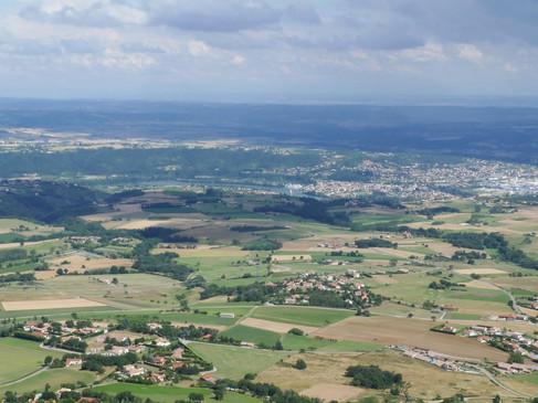 Vue du Mont Monnet