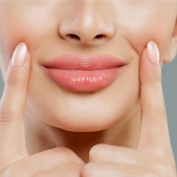 lip dissolve and correction