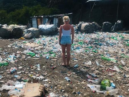 Plastic in the Dominican Republic