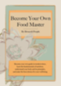 Become your own food mastr