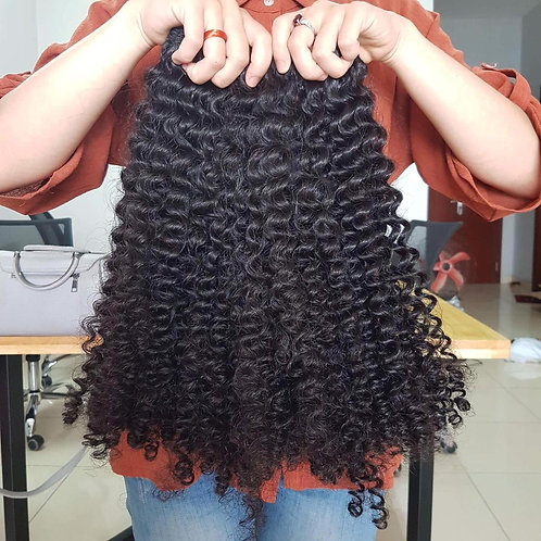 Cambodian Deep Curly