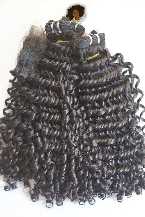 Cambodian Twist Curly