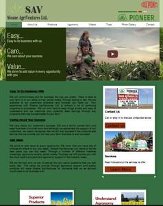 Sloane Agriventures ltd website
