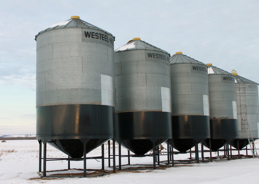 14ft hoppers with extension rings