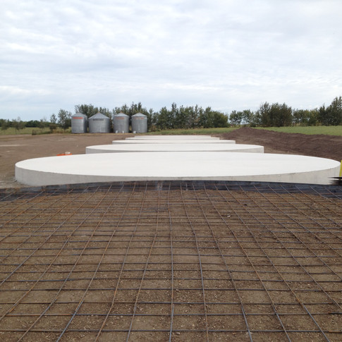 Concrete Pad Preparation