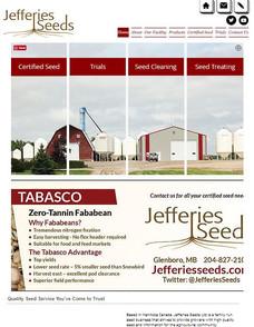 Jefferies Seeds website
