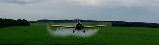 DBR spraying
