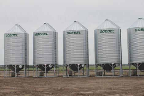 Goebel bins