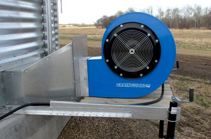 high sp centrifugal fan
