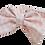Thumbnail: Hundehemd Kragen Fliege Pepita Rosa